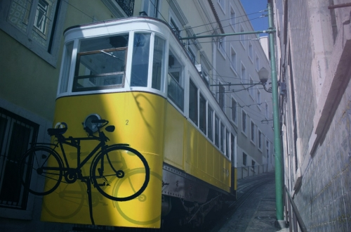 Lisboa. As ciclovias e o que falta
